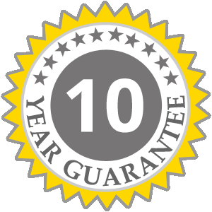 10 Year Windows Guarantee