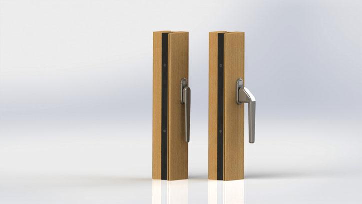 Bifold Door Bifold Door Handles