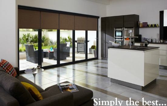5-door-kitchen-Bi-fold-door-Set