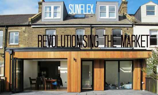 Iu0027ll explain why the Sunflex truly is revolutionising the world of aluminium bi-fold doors! & Sunflex for Summer u2013 A Revolutionary System