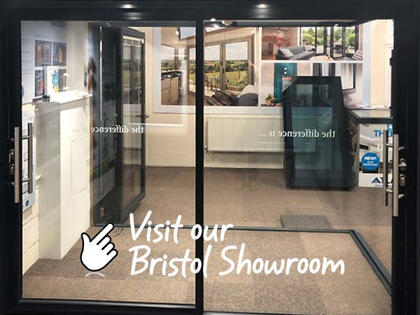 Sliding Door and Bi-fold Door Showroom in Brislington, Bristol