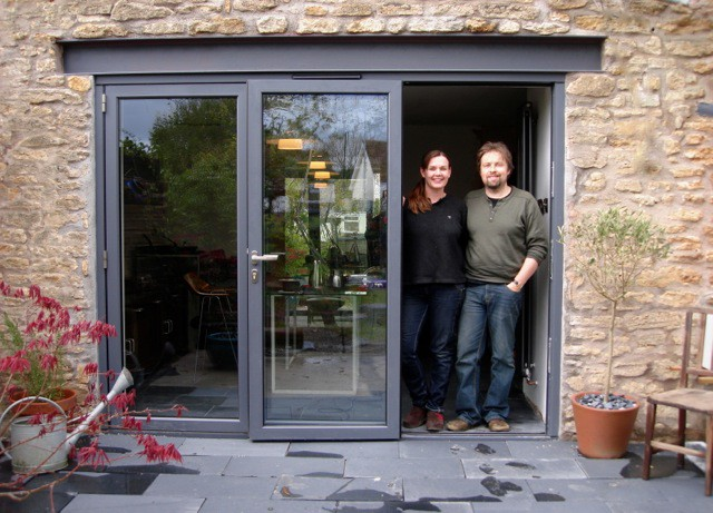 Aluminium Bifold Doors - Get Instant Bifold Door Quote Now