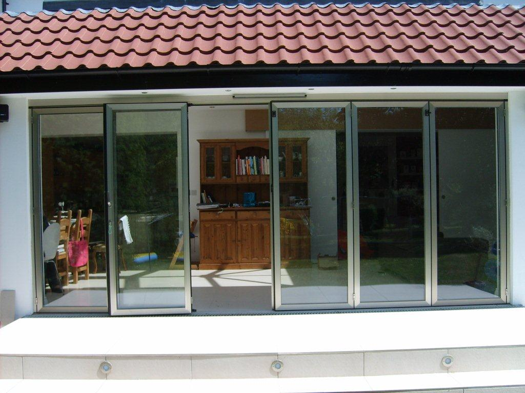 Imagine how great your home would look with a Sunflex 55 Aluminium Bi-fold Door & Photos pezcame.com