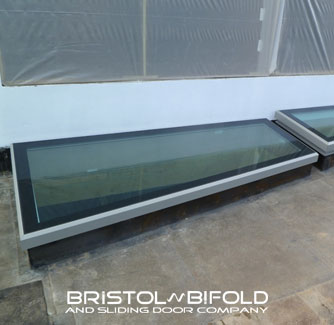 skyview flat roof skylight bespoke