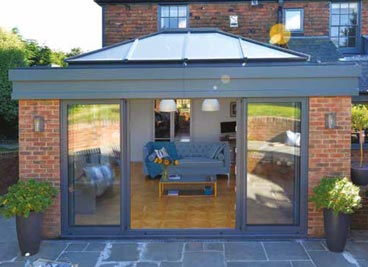 real aluminium sliding doors