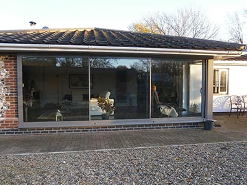 sunflex plus menu photo & Aluminium Bifold Doors - Get Instant Bifold Door Quote Now